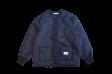 THE HARD MAN (ザハードマン) Quilting liner jacket (キルティングインナージャケット) ネイビー