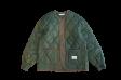 THE HARD MAN (ザハードマン) Quilting liner jacket (キルティングインナージャケット) カーキ