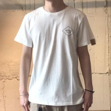 TCSS (ティーシーエスエス) VOCAL TEE (バックプリントTEE) WHITE