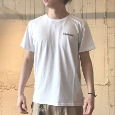 TCSS (ティーシーエスエス) LIGHT MY FIRE TEE (バックプリントTEE) WHITE