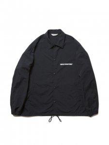COOTIE (クーティー) Coach Jacket (コーチジャケット) Black