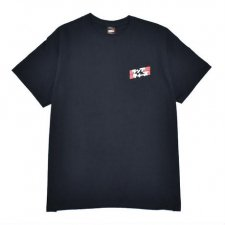 RAPTEES(ラップティーズ) RAP TEES S/S TEE (ラップティーズ半袖Tシャツ) BLACK