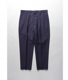 WACKO MARIA (ワコマリア) PLEATED TROUSERS (TYPE-1) (ワンタックスラックス) PURPLE