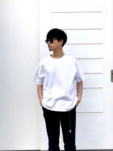 CAPTAINS HELM (キャプテンズヘルム) #PLEASURE SEEKER TEE(半袖TEE) SUPER WHITE