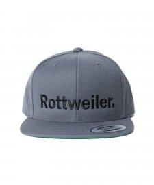 ROTTWEILER (ロットワイラー)ROTTWEILER. Snapback(キャップ) GRAY