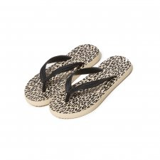 CAPTAINS HELM (キャプテンズヘルム) CYAARVO × CAPTAINS HELM#LEOPARD FLIP FLOP (ビーチサンダル) LEOPARD