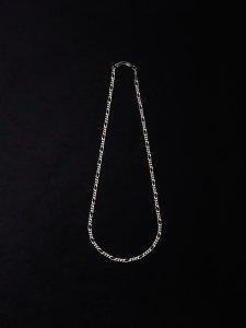【残り1点】ANTIDOTE BUYERS CLUB(アンチドートバイヤーズクラブ)Figaro Chain(M)(フィガロチェーンM) Silver