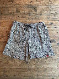 THE HARD MAN (ザハードマン) Stretch pattern shorts (ストレッチパターンボードショーツ) GRAY