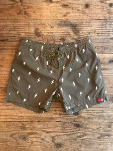 THE HARD MAN (ザハードマン) Shirring shorts