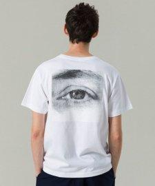 DELUXE (デラックス) PATTI TEE (プリント半袖TEE) WHITE