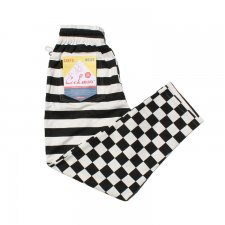 CookMan (クックマン) Chef Pants Crazy C and B (シェフパンツ ) BLACK