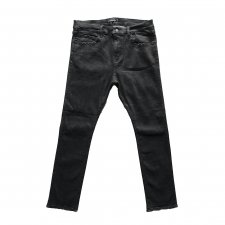 CAPTAINS HELM (キャプテンズヘルム) #NARROW ST BLACK DENIM PANTS (ナローブラックデニムパンツ) ONE WASH