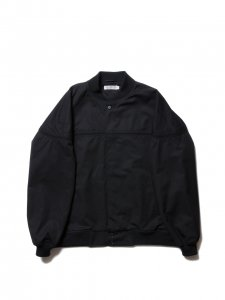COOTIE (クーティー) Ventile Derby Jacket  (べンタイルダービージャケット) Black