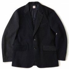 【50%OFF】Fat Classic (エフエーティークラシック) Crazy Jacket (クレイジージャケット) Navy