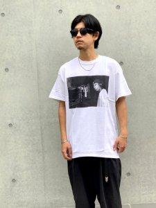 RAPTEES(ラップティーズ) BIG L PHOTO S/S TEE ( 半袖Tシャツ) WHITE