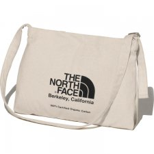 THE NORTH FACE (ザノースフェイス) MUSETTE BAG (ミュゼットバッグ  ) BLACK