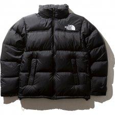 THE NORTH FACE (ザノースフェイス) Nuptse Jacket (ヌプシジャケット) BLACK