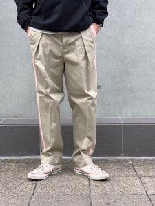 TONY TAIZSUN (トニータイズサン) BOSTON LINE PANTS (ボストンラインパンツ) BEIGE