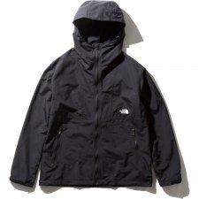 THE NORTH FACE (ザノースフェイス) Compact Jacket(コンパクトジャケット) Kブラック
