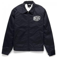 Deus ex Machina (デウスエクスマキナ) Workwear Jacket(ワーカージャケット) Black