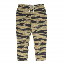 CAPTAINS HELM (キャプテンズヘルム) #TAIGER CAMO WIND-STOPPER PANTS (タイガーカモウインドストッパーパンツ) BEIGE