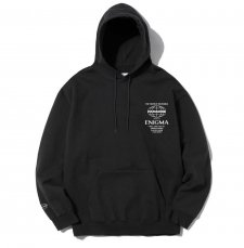 Paradise Youth Club(パラダイス ユース クラブ)UNDIECOVERED HOODIE (プリントパーカー) BLACK