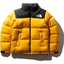THE NORTH FACE (ザノースフェイス) Nuptse Jacket (ヌプシジャケット) YELLOW