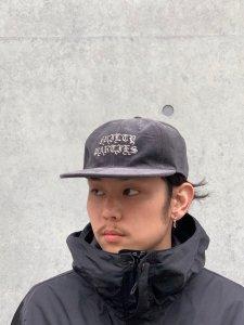 WACKO MARIA (ワコマリア) CORDUROY 6 PANEL CAP(TYPE-1) (コーデュロイ6パネルキャップ) GRAY
