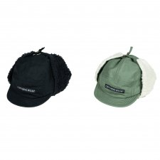 CAPTAINS HELM (キャプテンズヘルム) #WINTER CAMP CAP (ウィンターキャンプキャップ) OLIVE