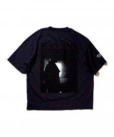 DELUXE (デラックス) BR-UN-DLX-AW19-02(ブラックレインTEE) BLACK