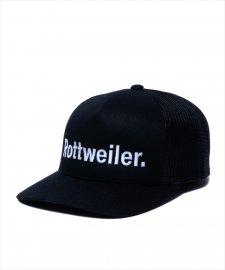 ROTTWEILER (ロットワイラー) R・W Mesh Cap (メッシュキャップ) BLACK