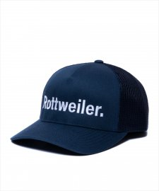 ROTTWEILER (ロットワイラー) R・W Mesh Cap (メッシュキャップ) NAVY