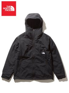 THE NORTH FACE (ザノースフェイス) Compact Nomad Jacket(コンパクトノマドジャケット) K (ブラック)
