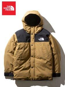 THE NORTH FACE (ザノースフェイス) Mountain Down Jacket (マウンテンダウンジャケット) BK (ブリティッシュカーキ)