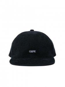 COOTIE (クーティー) Corduroy 6 Panel Cap(コーデュロイ6パネルキャップ) Black