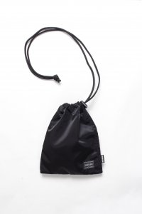 WACKO MARIA (ワコマリア) SHOULDER POUCH (TYPE-1) (ナイロンショルダーポーチ) BLACK