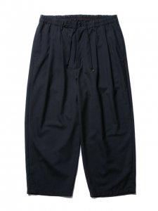 COOTIE (クーティー) T/W 2 Tuck Easy Pants(T/Wツータックイージーパンツ) Black