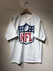 JACKSON MATISSE (ジャクソンマティス) NFL Tee (プリント半袖TEE) WHITE