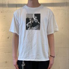 【30%OFF】JIMMY'Z (ジミーズ) CABALLERO PHOTO TEE (プリントTEE) WHITE