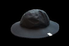 WAX (ワックス) Nyron safari hat (ナイロンサファリハット) BLACK