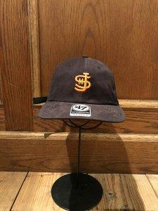 JACKSON MATISSE (ジャクソンマティス) 47×JM Baseball Cap (ベースボールキャップ) BLACK