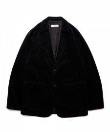 【30%OFF】ROTTWEILER (ロットワイラー) Corduroy Jacket (コーデュロイJKT) BLACK