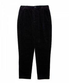 ROTTWEILER (ロットワイラー) Corduroy Pants (コーデュロイパンツ) BLACK