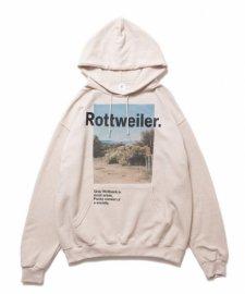 ROTTWEILER (ロットワイラー)Desert Photo Parka (プルオーバーパーカー) SAND