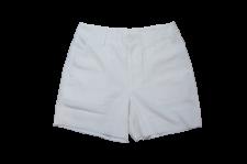【残り1点】WAX (ワックス) Baker shorts (ベイカーショーツ) WHITE