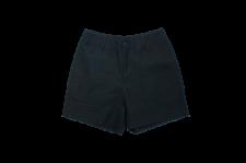 WAX (ワックス) Baker shorts (ベイカーショーツ) BLACK