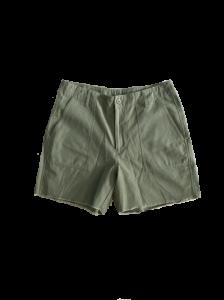 WAX (ワックス) Baker shorts (ベイカーショーツ) KHAKI