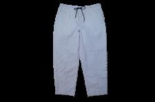 【残り1点】WAX (ワックス) Seersucker pin tuck pants (ピンタックパンツ) ONE
