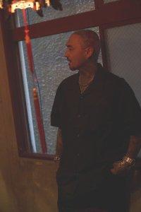 【残り1点】ANASOLULE (アナソルール) Jah-Smuggler shirt(半袖シャツ) BLACK