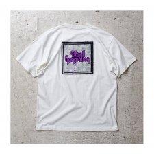 ANASOLULE (アナソルール) BlankGeneration T-Shirt(半袖Tシャツ) Ecru